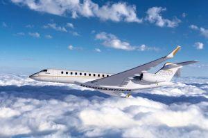 Global 7500 neues Business-Flaggschiff von Bombardier