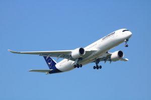 Neue Lufthansa A350 XWB