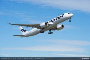 Carrier Finnair von Hannover nach Asien