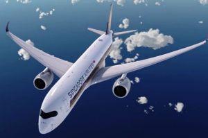 A350ULR startet bei SIA Singapur – New York