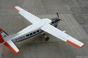 Flüge über Tagebau: Forscher erfassen CO2 und Methan