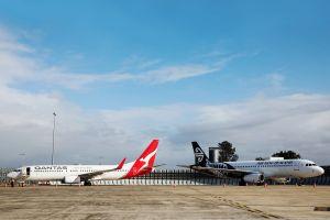 Qantas und Air New Zealand planen Codeshare