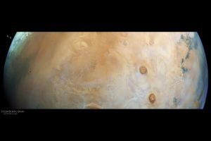 15 Jahre Mars Express: Besonderes Auge aus Deutschland