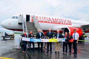 Laudamotion drei Wochen früher ab PAD gestartet