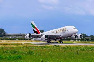 Hamburg profitiert von Dubai – Osaka im Emirates A380
