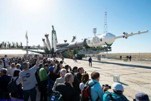 Gerst im All: Sojus braucht 48 Stunden zur ISS