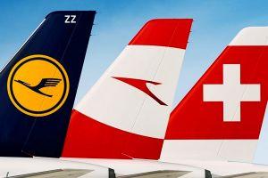 Airlines der Lufthansa legen im Mai weiter zu