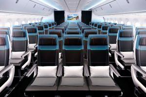 WestJet stattet Dreamliner mit Recaro-Sitzen aus