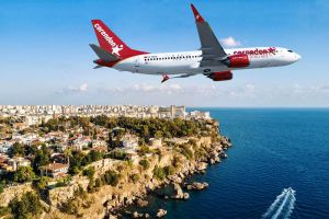 Antalya ab FDH häufiger im Flugplan