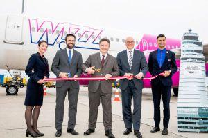 Wizz Air eröffnet Basis in Wien – Viele Ziele im Gepäck