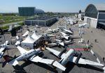 AERO Friedrichshafen sorgte mit 32.600 Besuchern für Zufriedenheit