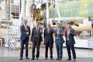 Airbus mit weiterer Montagelinie für A320 in Hamburg
