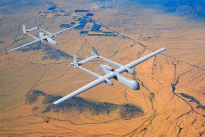 Airbus schloss Vertrag für Betrieb von Drohne Heron TP