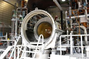 Raketenantrieb aus dem 3D-Druck: ETID gezündet