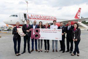 Laudamotion garantiert Berlin Sonne im Winterflugplan