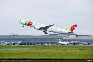 A330neo fliegt zum Route Proving um die Welt