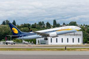 Jet Airways erhält erste Boeing 737 MAX