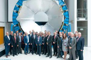 MT Aerospace eröffnet Anlagen in Augsburg