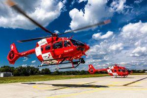 H145 bei Schweizer Luftretter Rega gelandet