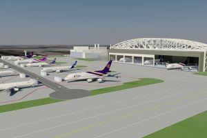 Airbus und THAI: Gemeinsames Großraumflugzeug-MRO