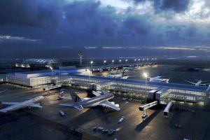 FMG beschließt Bau für neuen Flugsteig am Terminal 1