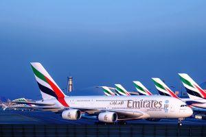 Emirates sucht Flugbegleiter am Recruitment Day in Köln