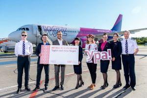Wizz Air nimmt Reiseziel Kiew ab Berlin auf