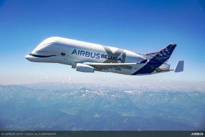 BelugaXL Erstflug: Bilder zeigen erfolgreiche Mission