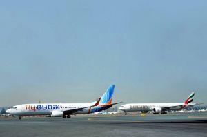 Emirates und flydubai: Staffelübergabe nach Zagreb