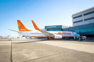 Jeju Air erhält erste NG Boeing 737-800 direkt