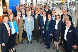 Chefs der deutschen Flughäfen kamen am NRN zusammen