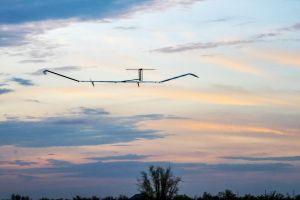 Zephyr S: Solarsegler fliegt längsten Flug der Geschichte