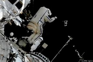 ICARUS: Antenne auf der ISS verfolgt Tiere