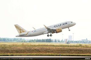 A320neo erstmals im Mittleren Osten im Dienst