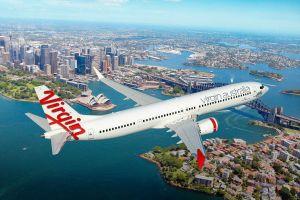 Virgin Australia wandelt um in Boeing 737 MAX 10