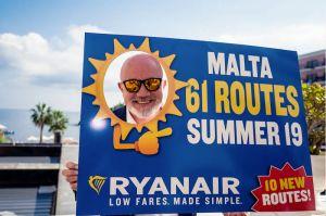 Ryanair: Tel Aviv und Malta als Strecken und Streik