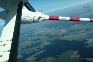 Studierende im Lehrprogramm Flugzeug beim DLR