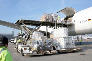 Luftfracht mit Gefahrgut: Weltpremiere für eDGD