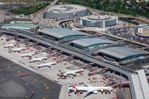 Airlines am Flughafen Hamburg ziehen um