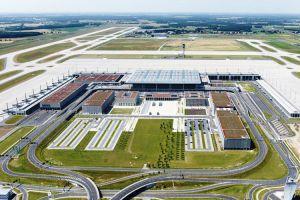 Flughafen Berlin vergibt Auftrag für Terminal T2