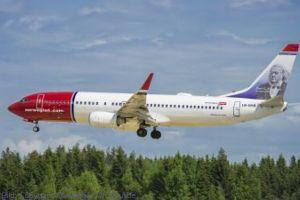 Boeing 737-800 von Norwegian bleiben bei LHT