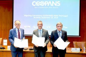 NAV Portugal mischt bei COOPANS mit