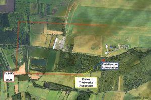 Autorotation: Pilot manövrierte Bell 206 in Wald