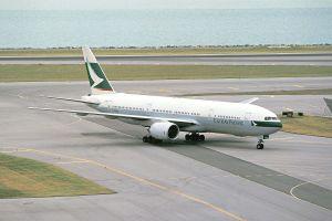 Allererste Boeing 777 ausgeflottet: Platz im Museum