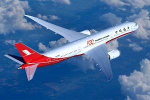 787-9 Meilenstein für Shanghai Airlines