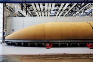 Fairings für 100. Ariane 5 aus der Schweiz
