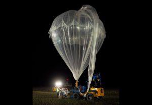 Sichere Kommunikation über Stratosphärenballon
