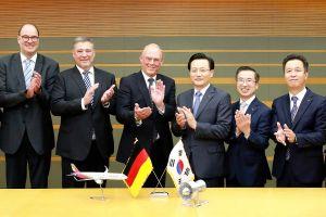 Asiana Airlines beauftragt MTU Maintenance