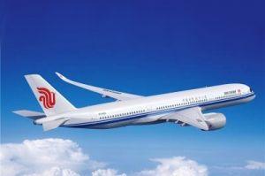 LHT und CAAC versorgen A350 XWB von Air China