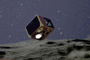 Asteroidenlandung geglückt! MASCOT wohl auf